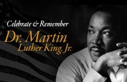Martin Luther King Jr Day No School Students All Staff